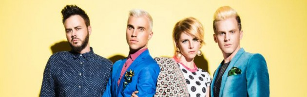 "NEON TREES ANNOUNCES ""FIRST THINGS FIRST TOUR"" KICKING OFF!"