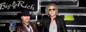 BIG & RICH BRING THE PARTY TO GUITAR CENTER SESSIONS