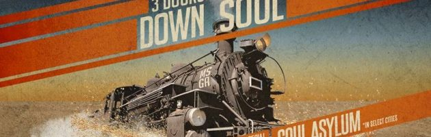 3 DOORS DOWN TEAMS WITH COLLECTIVE SOUL