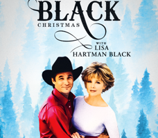 CLINT AND LISA HARTMAN BLACK SET FOR PERFORMANCES