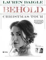 LAUREN DAIGLE READY FOR CHRISTMAS