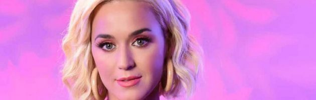 KATY PERRY SET FOR AUGUST DROP